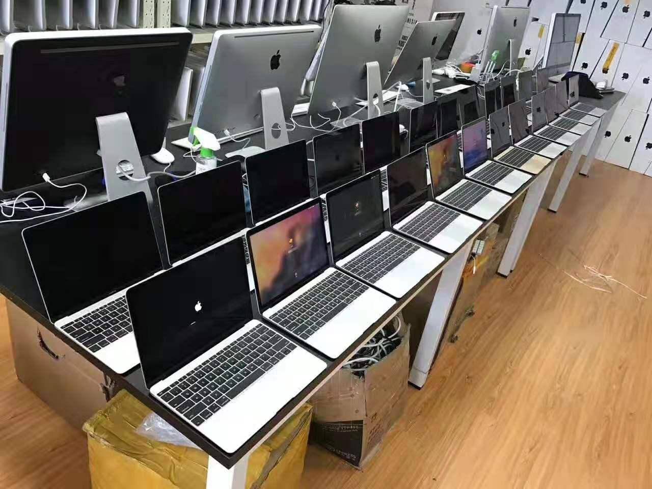 中山手机网 一体机 苹果一体机二手笔记本专卖