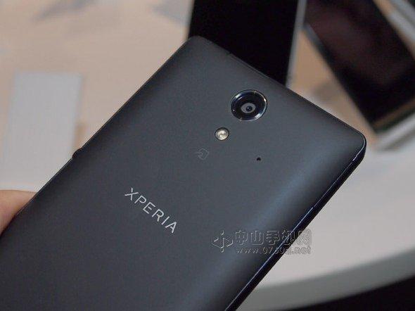 中山手机网 索爱(SonyEricsson) 索尼Xperia UL手机清晰大图展示-