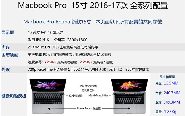 中山手机网 苹果(apple) MacBook Pro手机专卖