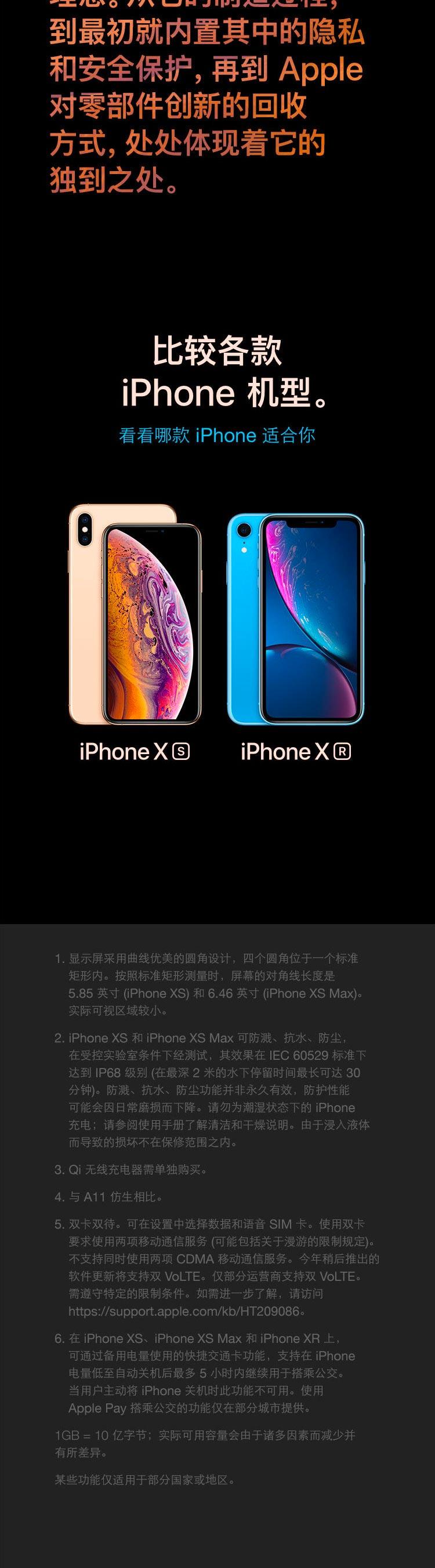 中山手机网 苹果(apple) iphonexsmax手机专卖