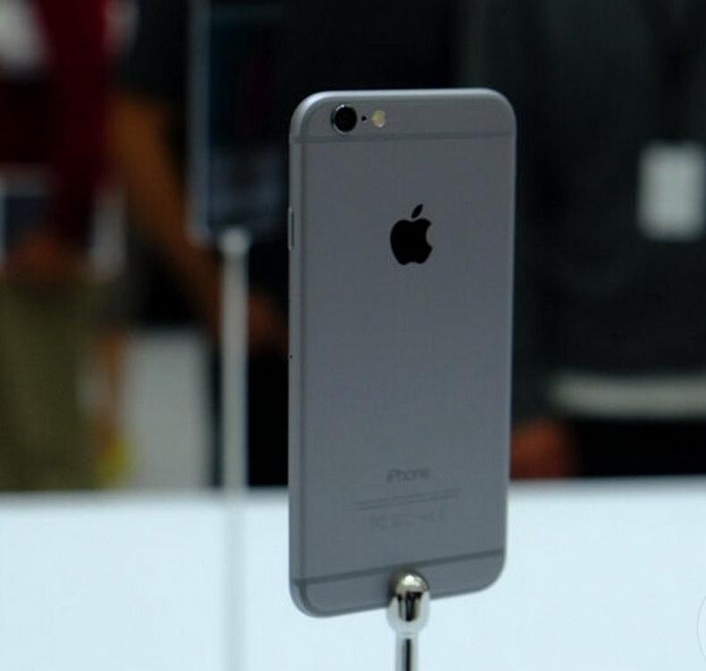 苹果iphone6详细评测介绍资料中山屏幕(appliphone待机苹果图片
